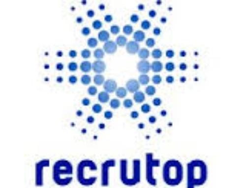Recrutop, votre partenaire recrutement CDD / CDI  et intérim dans l'audiovisuel et l'événementiel