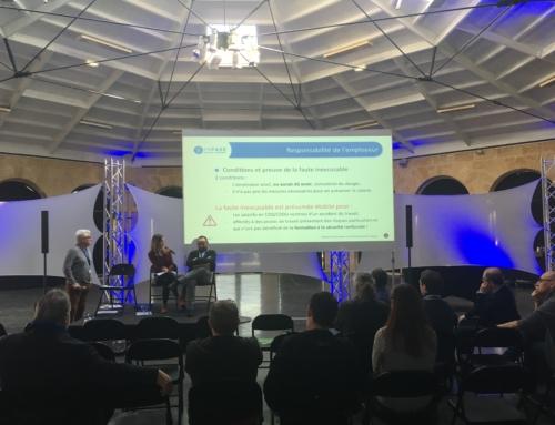 Retour sur la formation prévention des risques à Bordeaux le 28 mars dernier