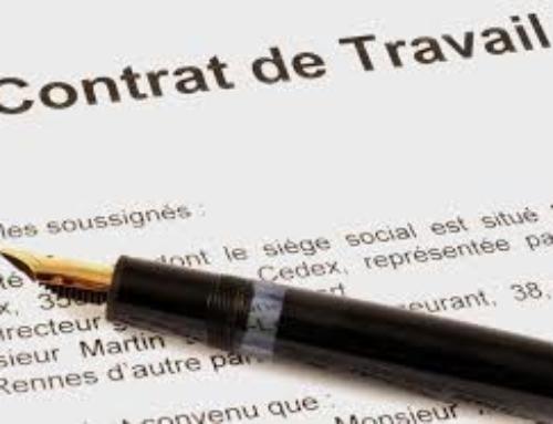 Clauses facultatives du contrat de travail