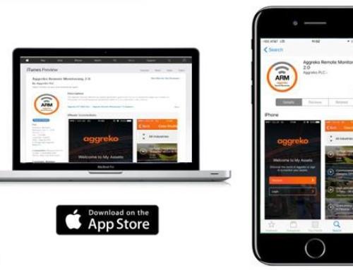 AGGREKO présente l'outil Aggreko Remote Monitoring