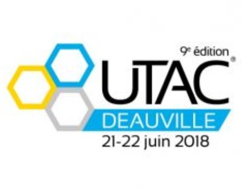 Rendez-vous sur UTAC Deauville, le campus des responsables techniques !