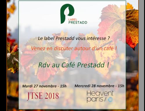 27 et 28 novembre 2018 : Rdv au Café Prestadd