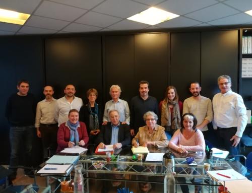 Rapprochement des branches : signature avec l'ASPEC PRO