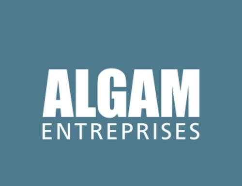 C'est la rentrée avec Algam Entreprises !