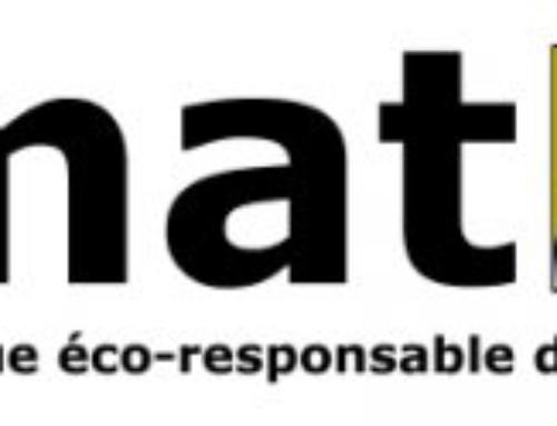 Nouveaux services aux adhérents : AMAT, matériauthèque éco-responsable de l'évènement